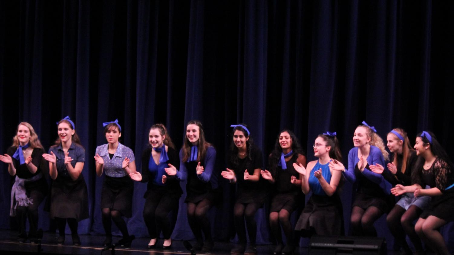 Choir+group+Out+of+the+Blue+performs+%22The+Best+of+Doo+Wop.%22