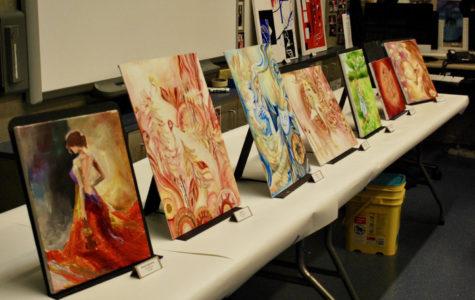 Carlmont Art Show showcases student accomplishment