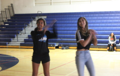 Just Dance competition creates fun environment in the gym