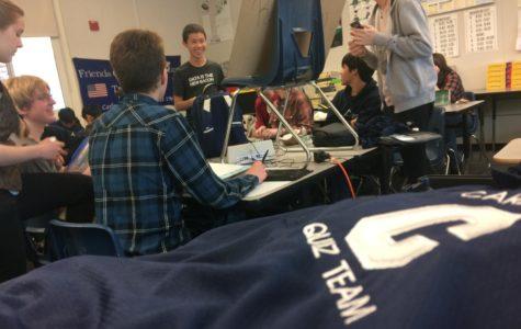 Quiz Club prepares for competitions