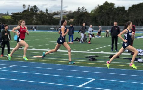 Carlmont has strong showing in first dual meet against Aragon