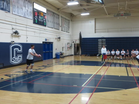 Carlmont badminton defeats South San Francisco 11-4 on senior night