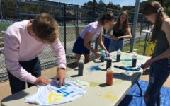 Carlmont celebrates Earth Day in the quad