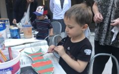 'Art at Play' helps to beautify the Belmont community