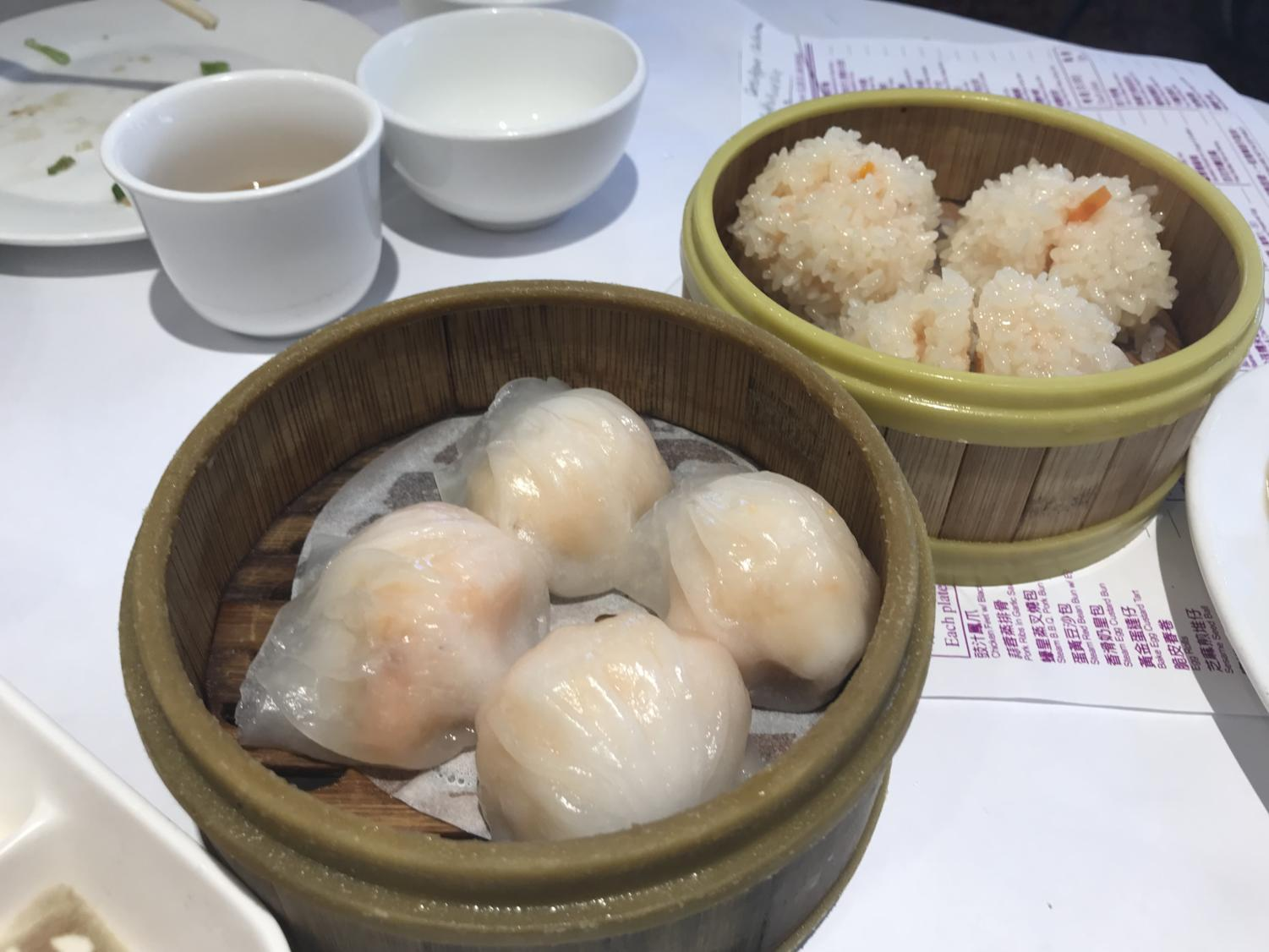 The dumplings served at Hong Kong Seafood never fail to impress.