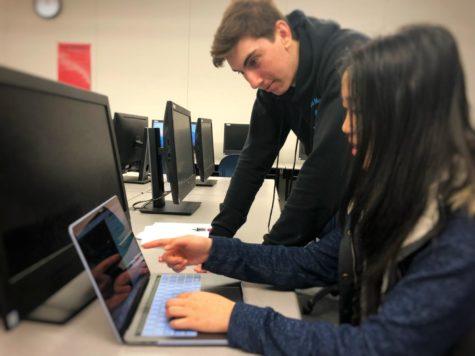 Computer Science Club creates future coders