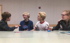 Safe sex workshop informs LGBT teens