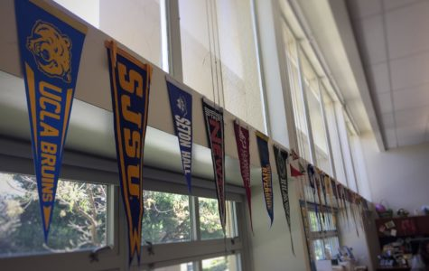 The College and Career Center at Carlmont is an additional support system for students as they work towards getting into college.