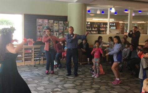 San Carlos library celebrates Asian-Pacific Heritage Month