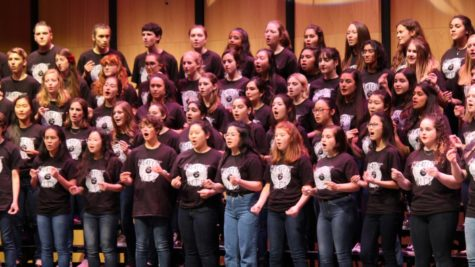 Carlmont Choir's latest Pops Concert shows off the 'Greatest Hits'