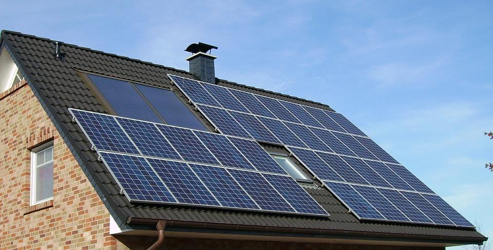 By 2020, all new homes in California will be required to have solar panels on them.