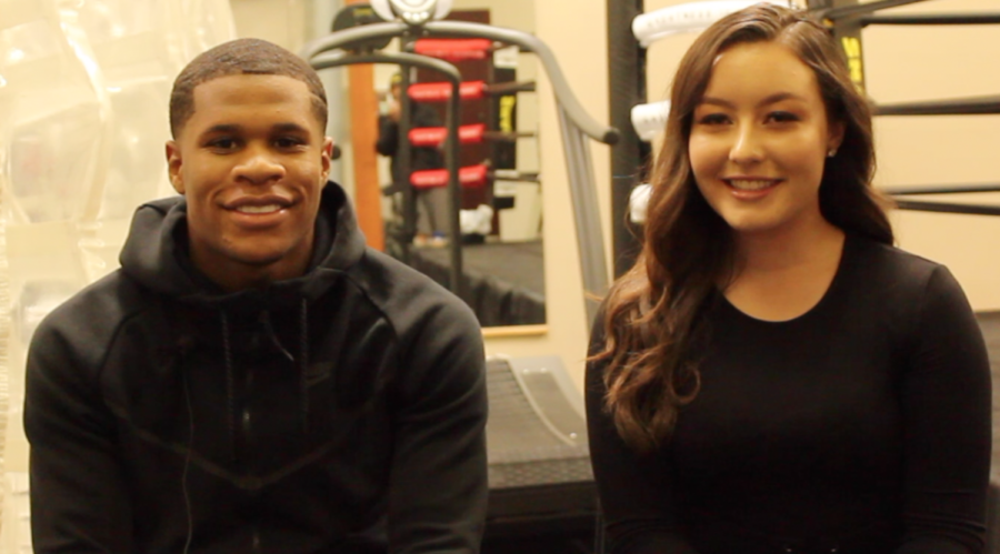 Becoming his own boss in the boxing world at 19 years old: Devin Haney