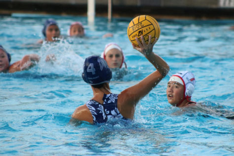 JV girls water polo claims 10-6 victory over Dons