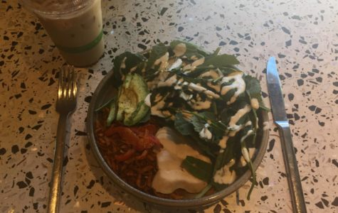 My personal favorites from the menu include the house chai latte and paleo bowl.