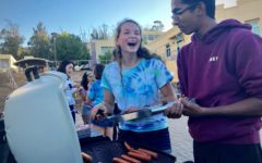 Tie-dye Tailgate brings color to Carlmont