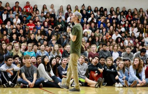 Welcome Back Assembly speaker promotes hope and compassion
