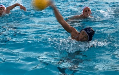 Boys varsity water polo thrown into double-overtime