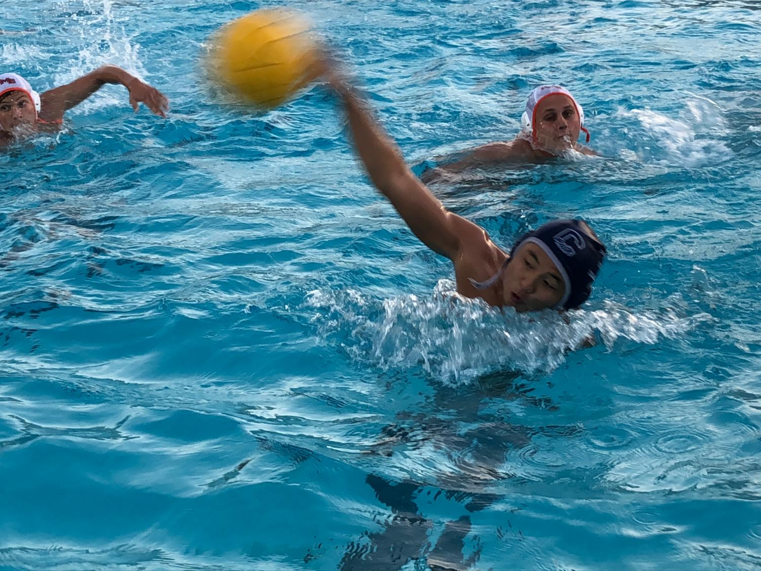 Carlmont Varsity  Waterpolo