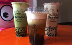 Downtown San Mateo has over 10 milk tea shops, including the Taiwanese brands Sharetea and Cha Express.