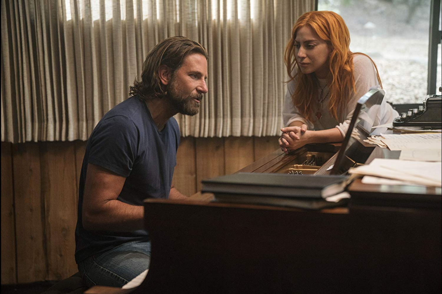 'A Star Is Born' captures the connection between an unlikely pair of music lovers, Jack and Ally, played by Bradley Cooper and Lady Gaga.