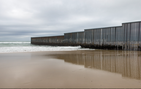 Hundreds of refugees are expected to reach the Mexican-American border in the coming days.