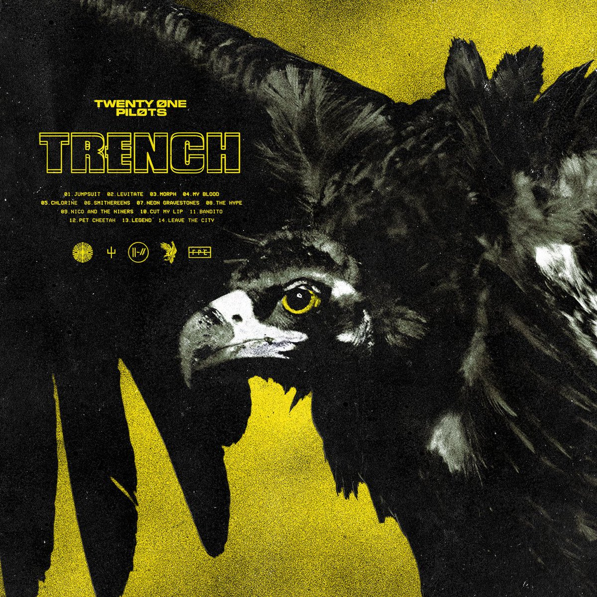 'Trench' is a step up for Twenty One Pilots