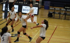 Girls JV volleyball dominates Bearcats