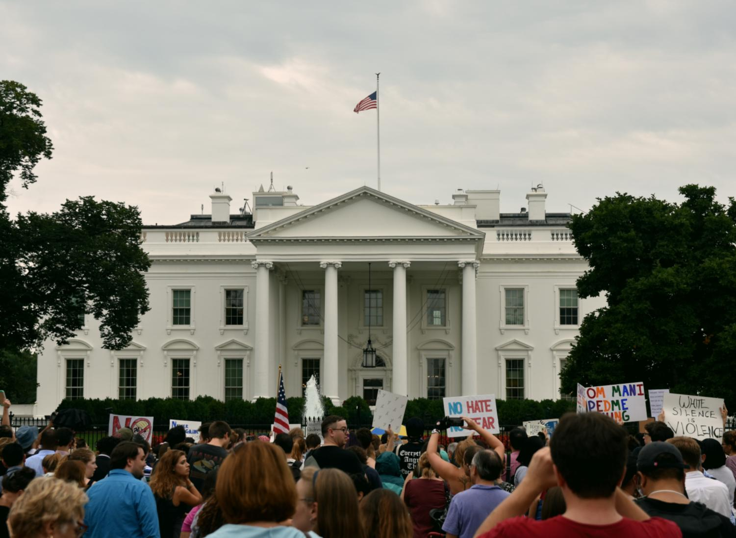 Protesting is a way for many Americans to voice their opinions about the government.