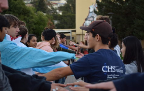 Students unite through schoolwide activity