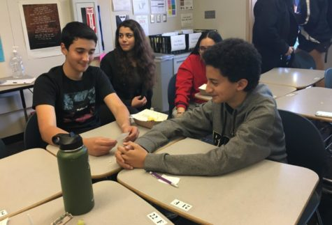 Interfaith potluck brings unity to main religious clubs