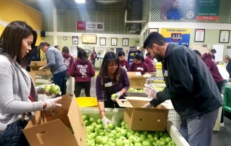 Food banks prepare for the holidays