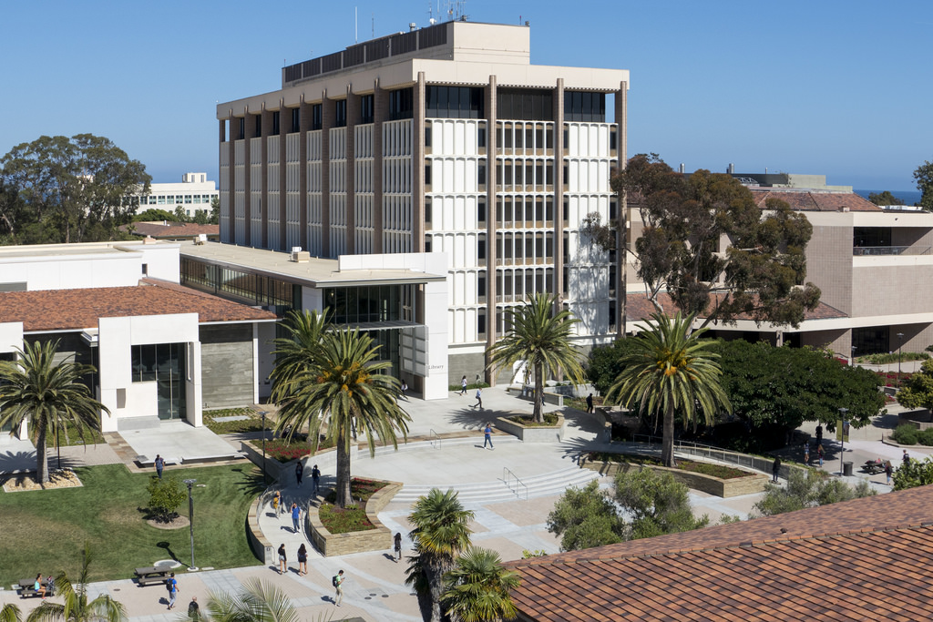 University of California, Santa Barbara is located in Goleta, Calif. and has almost 25 thousand undergraduate students.