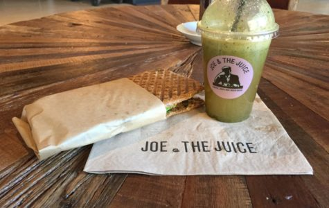The closest Joe & The Juice to Carlmont is currently located on University Ave. in Palo Alto, but one is coming soon to Redwood City.