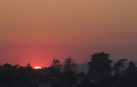 Camp Fire smoke burns sports schedules