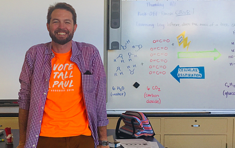 Science teacher Paul Bellar runs for the position of Assessor-Recorder in San Francisco.