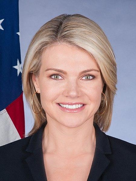 President Trump appointed former U.N. spokeswoman Heather Nauert as U.N. ambassador of the U.S. on Dec. 7, 2018.