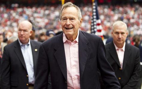 Former President George H.W. Bush passed away on Nov. 30, 2018.