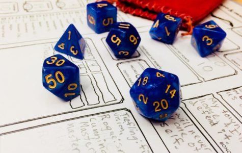 The popular game Dungeons and Dragons use dice of different shapes to move the game forward.