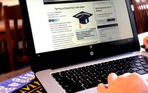 Using online scholarship finders can help find your best fit!
