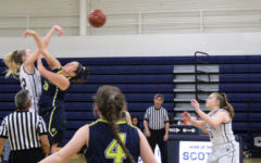 JV girls basketball pounces on the Notre Dame Tigers