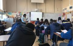 Administration evaluates teachers to improve instruction