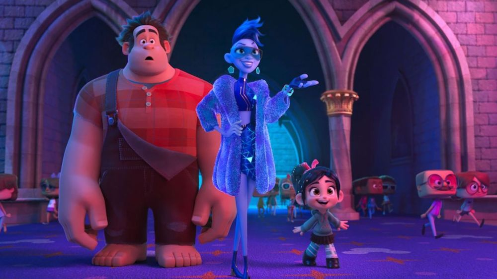 'Ralph Breaks the Internet' featured brilliant animation and well-executed humor that reflected much of today's pop culture.