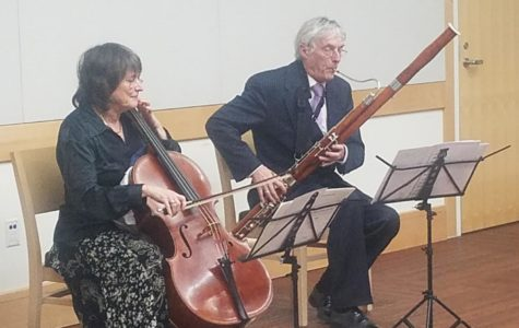 Music performance captures audience's attention