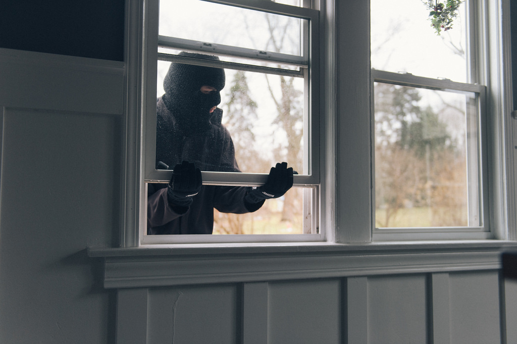 There are many ways that an intruder can easily get into anyone's house when we least expect it.