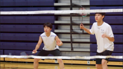 Varsity Badminton falls short in first game against Westmoor