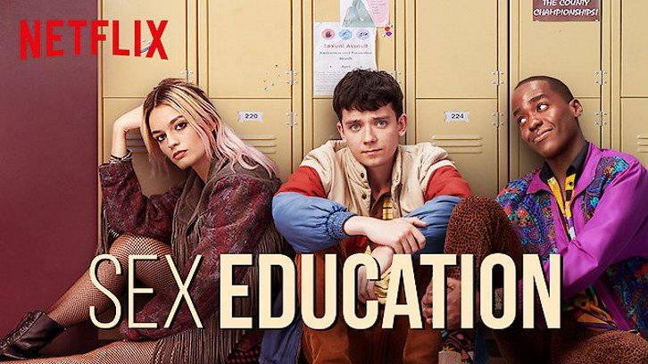 %22Sex+Education%22+is+a+semi-realistic+representation+of+high+school+with+an+entertaining+twist.