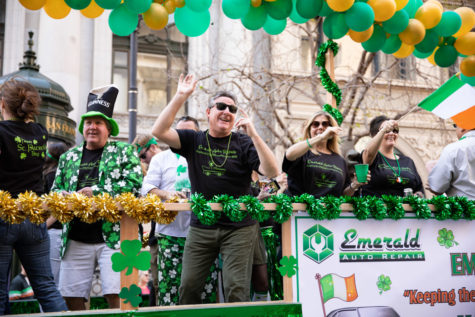 San Francisco salutes Irish heritage with annual parade