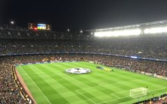 Champions League round of 16 brings soccer to school