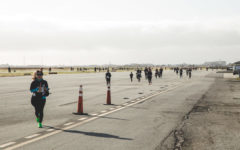 The Hiller Aviation Museum opens their runway for a run of a lifetime