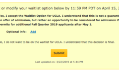 Editorial: Waitlists bring more false hope than admission